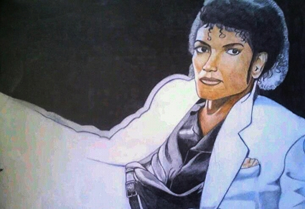 Michael Jackson par Charles23Reed
